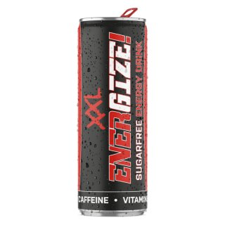 Energize! Sugar Free Energy Drink - 330ml