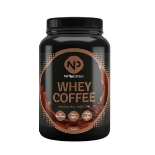 NP Nutrition Whey Coffee 1kg