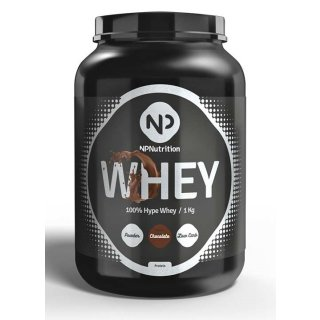 NP Nutrition 100% Hype Whey 1kg Vanille