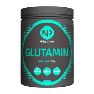NP Nutrition Glutamin Complete 500g