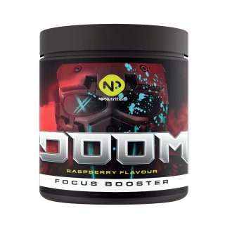 NP Nutrition – DOOM Pre-Workout Booster