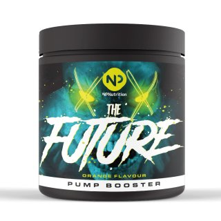 NP Nutrition – The Future – PUMP Booster – Limited Edition Orange