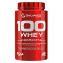 Galvanize 100 Whey 900g Milk Chocolate