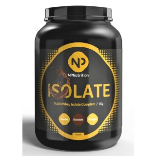 NP Nutrition – 100% COMPLETE WHEY ISOLATE