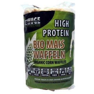 getHUGE – High Protein Bio Maiswaffeln