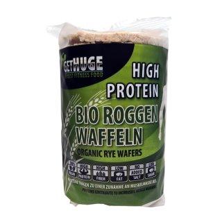 getHUGE – High Protein Bio Roggenwaffeln