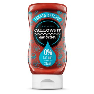 Callowfit Sauce Tomatenketchup