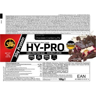ALL STARS HY-PRO Bar 100g