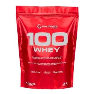 Galvanize Nutrition 100 Whey - 1000g Beutel Milk Chocolate