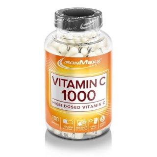 IronMaxx Vitamin C 1000 - 100 Kap