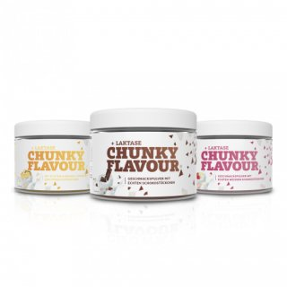 MORE NUTRITION Chunky Flavour