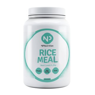 NP Nutrition - Rice Meal