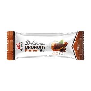 Milchschokolade Karamell Crunch