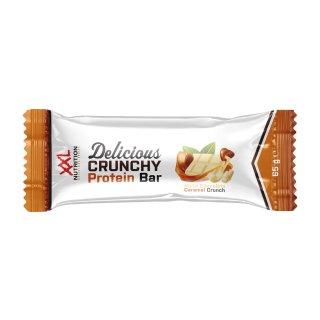 Weiße Schokolade Karamell Crunch