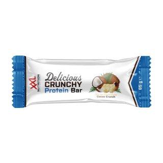 Weiße Schokolade Kokos Crunch